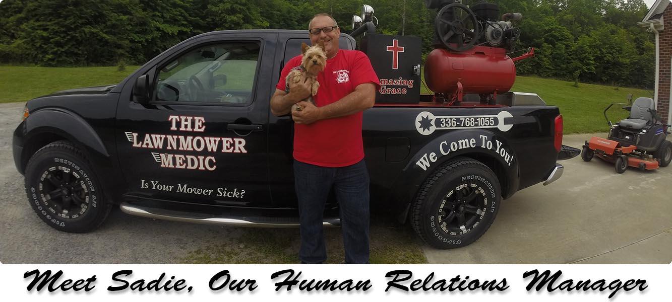 Home Mower Medic